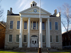 Tioga County Courthouse